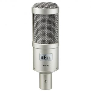 Heil PR40 High End Dynamic Professional Microphone