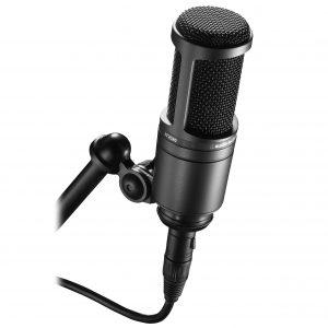 AT2020 Side-Address Condenser Microphone