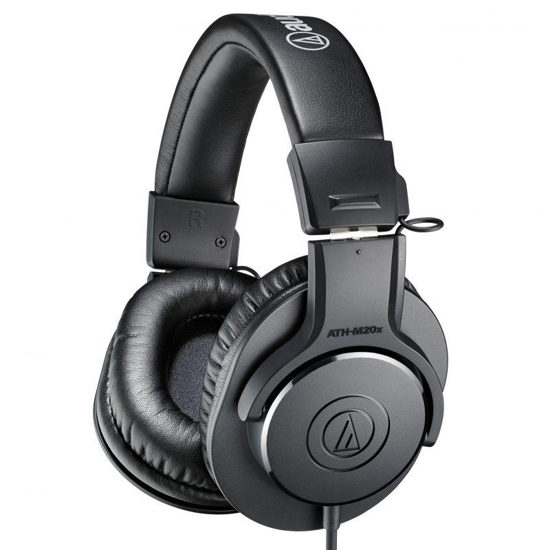 Audio Technica ATH-M20X Monitor Headphones